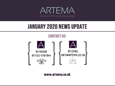 January 2020 News Update