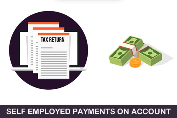 self employed payments on account video thumbnail